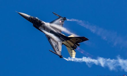 AIRSHOW NEWS: Turkish Air Force F-16C 'Soloturk' Display Calendar 2019