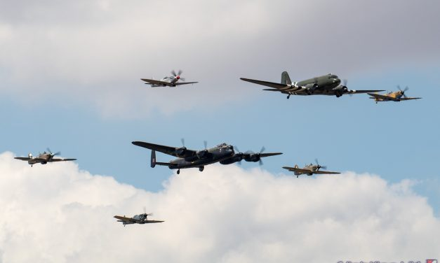 AIRSHOW NEWS: Battle of Britain Memorial Flight Major Display Dates 2019
