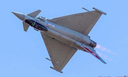 AIRSHOW NEWS: Typhoon and an Electric first to feature at Old Buckenham