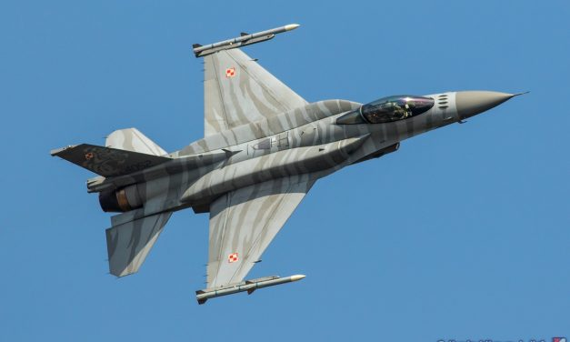 AIRSHOW NEWS: Polish Air Force F-16C 'Tiger' Demo Team 2020
