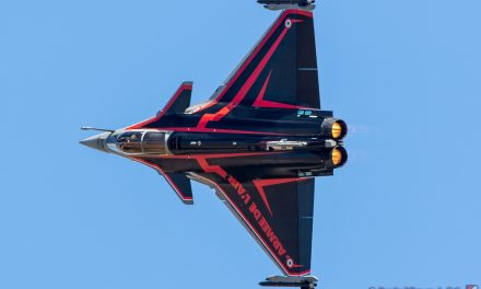 AIRSHOW NEWS: French Air Force Rafale Solo Display Dates 2019