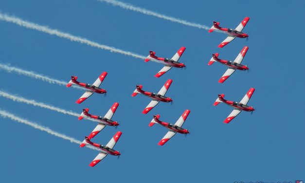 AIRSHOW NEWS:  Swiss Air Force to Wow the Crowds at the RAF Cosford Air Show 2020