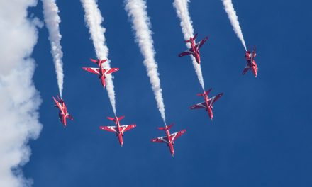 REVIEW: Wales Airshow 2018, Swansea