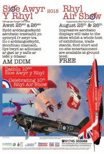 Rhyl Airshow 2018