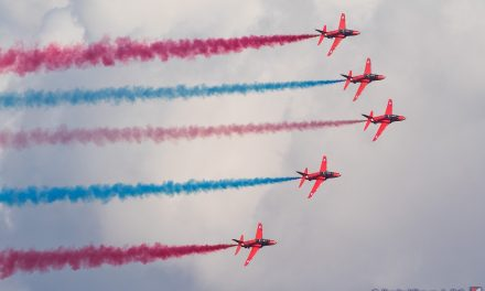 AIRSHOW NEWS: Date announced for Red Arrows American tour. RIAT confirmed as last UK date before tour.