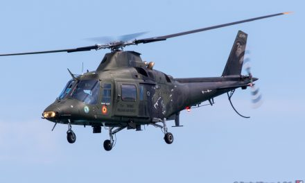 AIRSHOW NEWS: Belgian Air Force A109 Display Team Schedule 2019