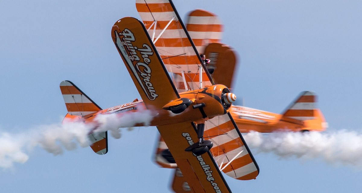 AIRSHOW NEWS: Blackpool Air Show returns with two days of fantastic aerial entertainment
