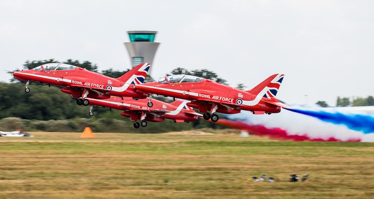 AIRSHOW NEWS: Farnborough International Airshow to become a five-day event in 2020 losing the public weekend