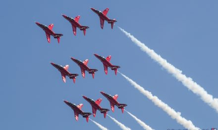 AIRSHOW NEWS: Scarborough to host the National Armed Forces Day Event in 2021
