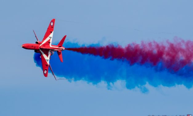 AIRSHOW NEWS: Blackpool Airshow 2020 cancelled but will return in 2021