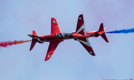 AIRSHOW NEWS: Red Arrows to return to Sidmouth