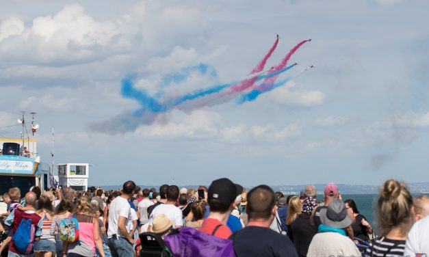 UK Airshow Location Guide