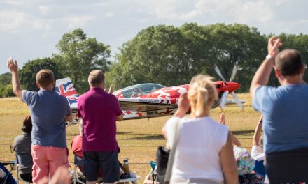 AIRSHOW NEWS: Events Industry welcomes guidance for restarting