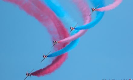 AIRSHOW NEWS: RAF Red Arrows to move to RAF Waddington