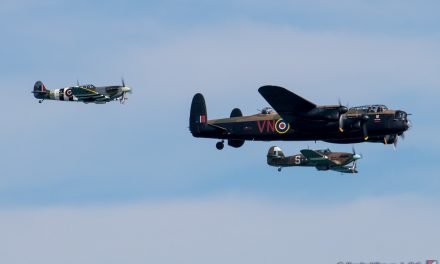 AIRSHOW NEWS: 2020 Guernsey Air Display to mark the 80th Anniversary of the Battle of Britain