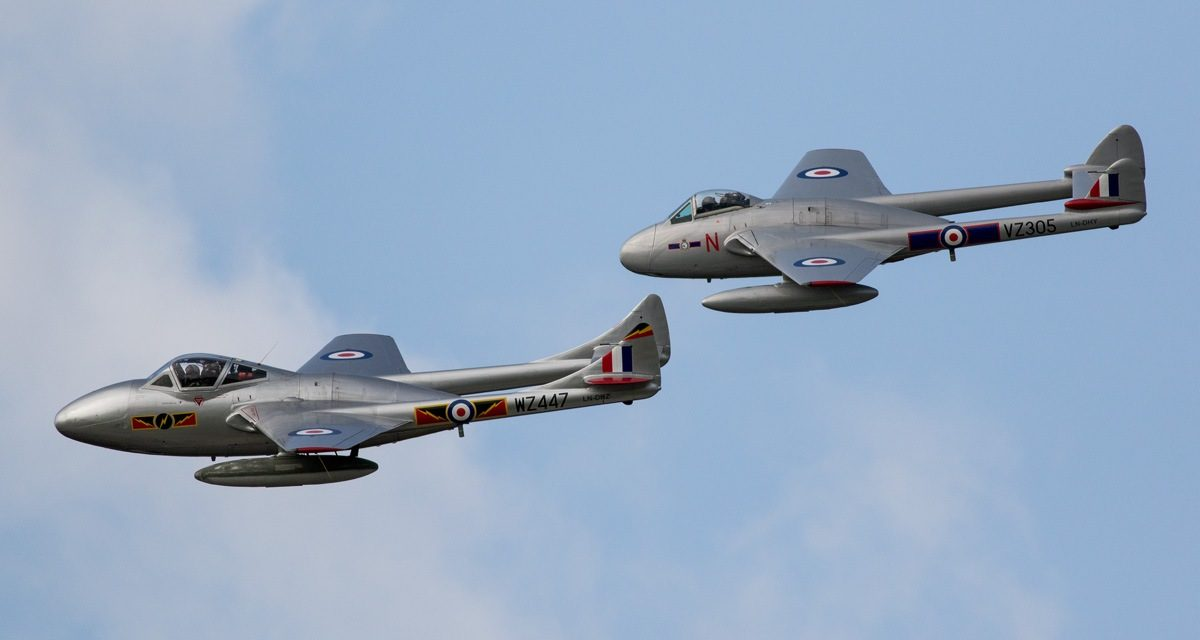 AIRSHOW NEWS: Scotland's National Airshow ready to take flight