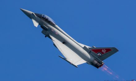 AIRSHOW NEWS: Typhoon is bound for Rhyl Airshow