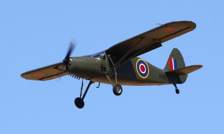 AIRSHOW NEWS: Old Buckenham hosts its first Tyro DA Display