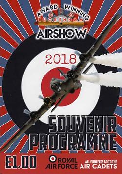 Old Buckenham Airshow 2018