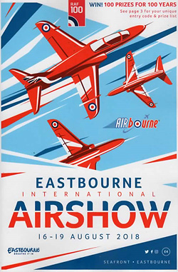 Airbourne, Eastbourne International Airshow 2018
