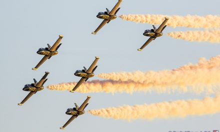 AIRSHOW NEWS: Breitling to end sponsorship of Jet Team
