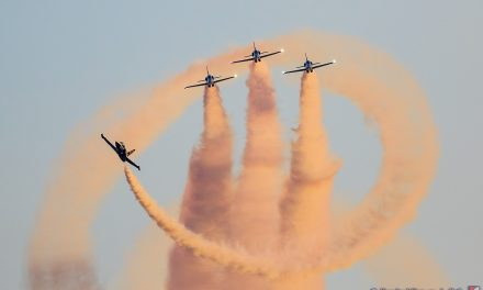 AIRSHOW NEWS: Breitling Jets to Make Eastbourne Debut Thanks to New Airshow Sponsor