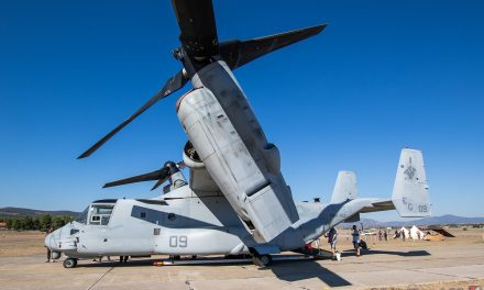 AIRSHOW NEWS: United States Marine Corps (USMC) MV-22 Osprey and AV-8B Harrier Display Dates 2019