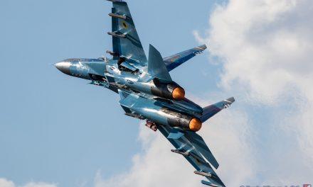 AIRSHOW NEWS: Ukrainian fast jet to star at Air Tattoo