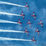 AIRSHOW NEWS: Swiss Air Force PC-7 Team Display Schedule 2020