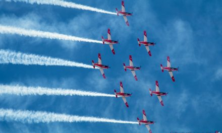 AIRSHOW NEWS: Swiss Air Force PC-7 Team Display Schedule 2020