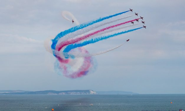 AIRSHOW NEWS: Virtual Bournemouth Air Festival 2020 – Celebrating, land, air, sea and community