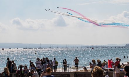 AIRSHOW NEWS: Bournemouth Air Festival – celebrating brilliant business support