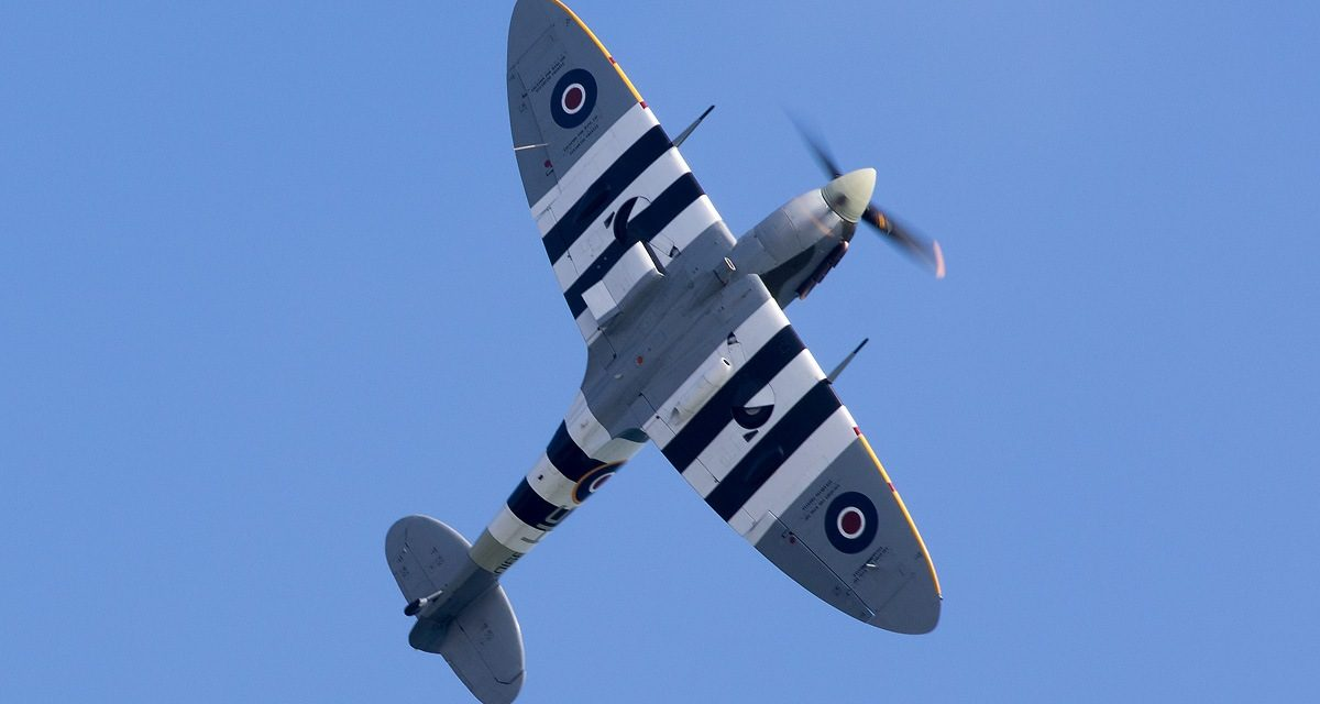 AIRSHOW NEWS: D-Day 75 at Daedalus – two-day event planned