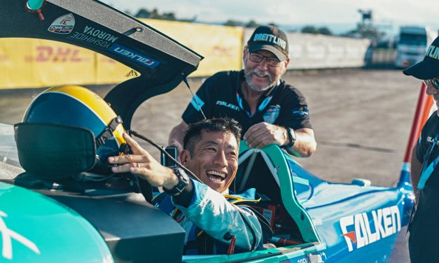 RED BULL AIR RACE: Japan's Muroya claims Qualifying win in Austria