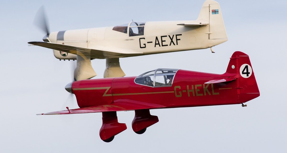 AIRSHOW NEWS: Shuttleworth Collection Race Day Airshow Cancelled due to poor weather