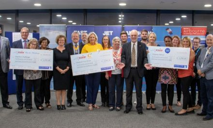 AIRSHOW NEWS: Charities Flying High From Amazing Airbourne Donations