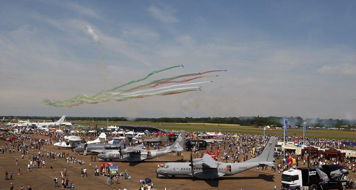 AIRSHOW NEWS: Air Tattoo DVD Captures RAF Centenary Thrills