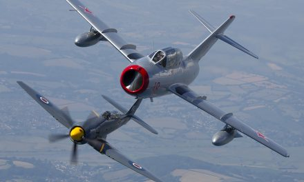 AIRSHOW NEWS: Tickets go on sale for the Royal Navy International Air Day