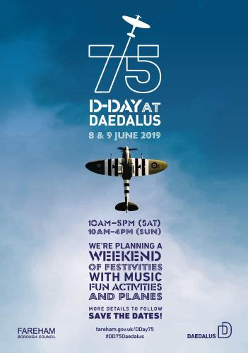 D-Day 75 at Daedalus