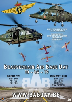 Beauvechain Air Base Day