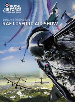 RAF Cosford Air Show 2019 Press Launch
