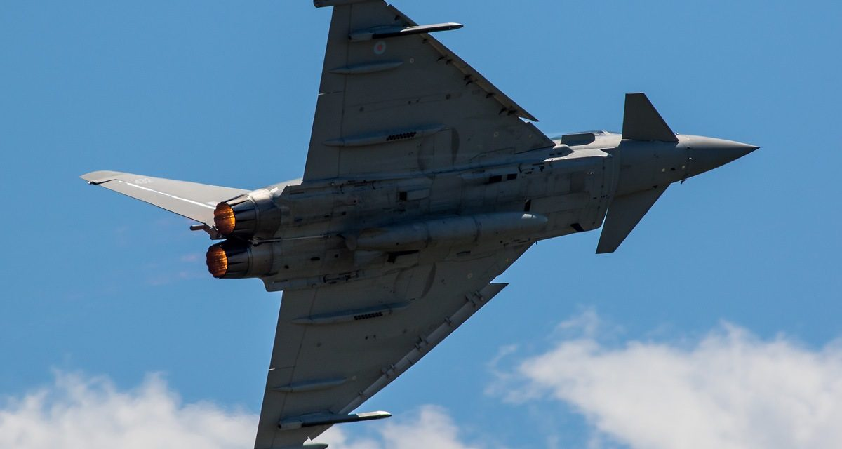 AIRSHOW NEWS: Tees Valley Airshow returns for 2020