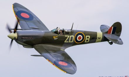 AIRSHOW NEWS: Newly digitised footage of 1969 Battle of Britain film to be screened at Duxford Air Show