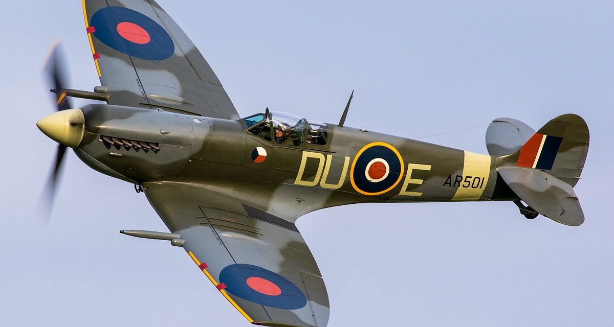 AIRSHOW NEWS: Shuttleworth's 'drive' to give visitors airshows in 2020