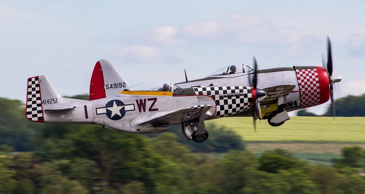 PREVIEW: Duxford Summer Air Show