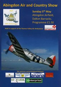 20th Abingdon Air & Country Show