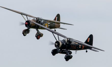REVIEW: Shuttleworth Collection Classic Evening Airshow