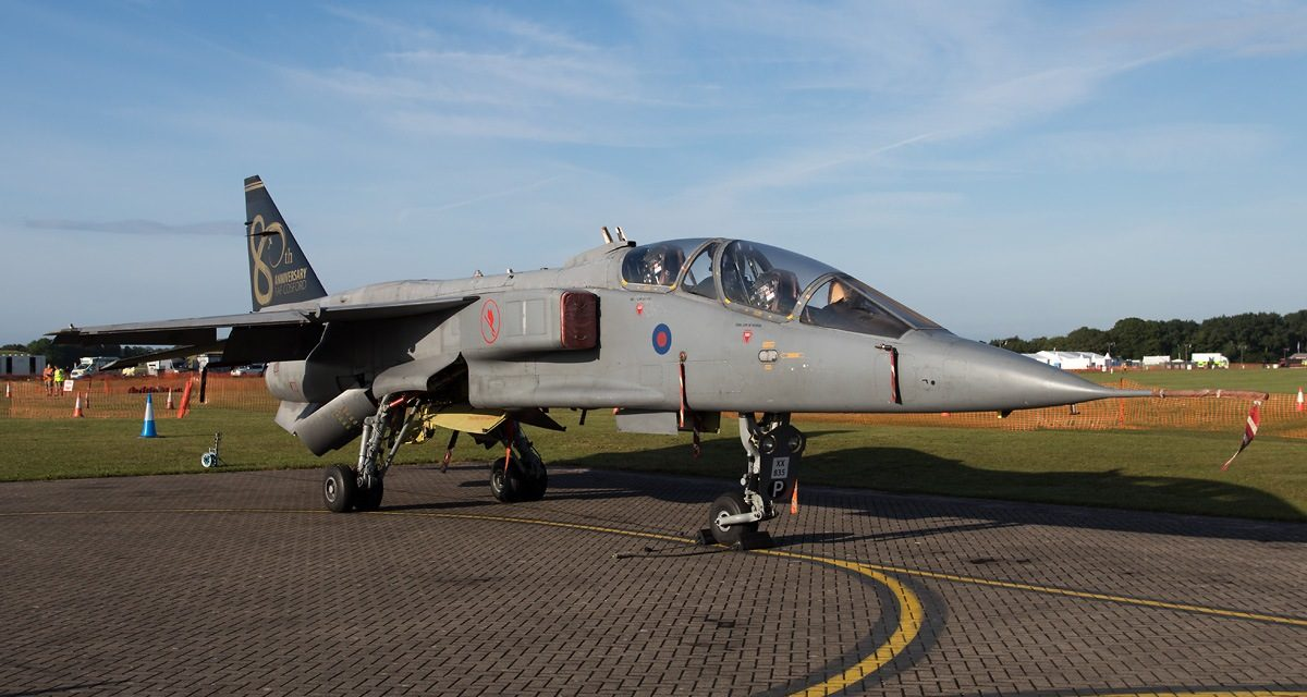AIRSHOW NEWS: RAF Cosford Air Show Cancelled