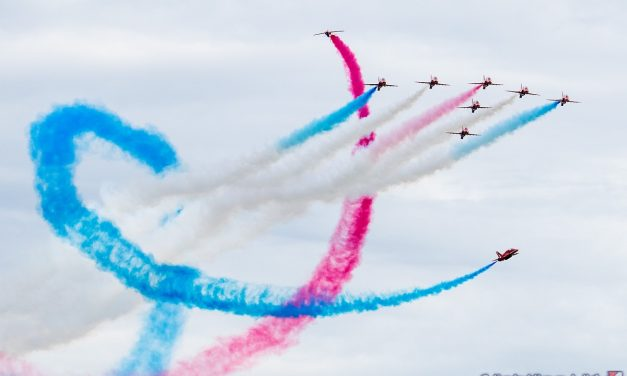 AIRSHOW NEWS: RAF Cosford Air Show Postponed