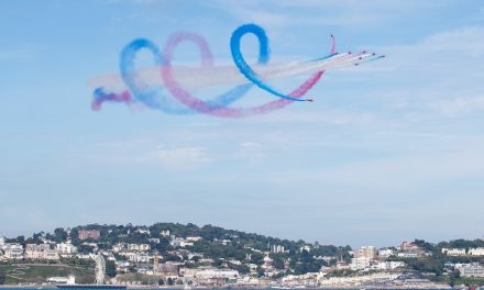 AIRSHOW NEWS: Torbay Airshow launches new identity and announces 2020 dates